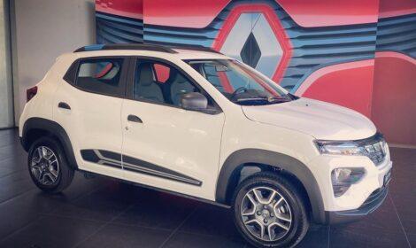 NEW Dacia Spring Elektro